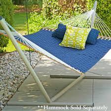 tri beam steel hammock stand by hatteras hammocks on sale dfohome