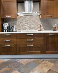 home design peel and stick backsplash brick transitional