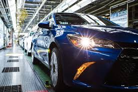 lexus jobs kentucky 30 years after groundbreaking toyota kentucky proves age is only