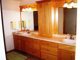 Maple Bathroom Vanity by Creative Design Interior Of Double Sink Bathroom Vanities With
