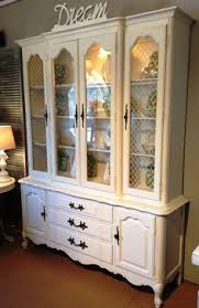 french country china cabinet for sale vintage french country china cabinet white grey annie sloan antique