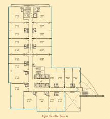 office block floor plans office space in dlf tower a prithvi estates