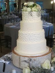 wedding cake frosting trillium desserts wedding cakes
