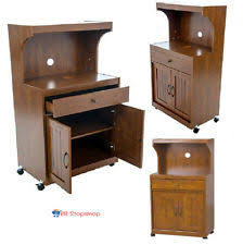 tall microwave cart with storage the best cart