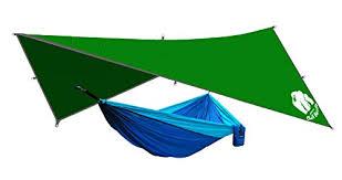 chill gorilla 10 u0027 hammock rain fly tent tarp waterproof camping