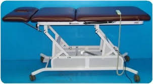 physical therapy hi lo treatment tables used dynatronics hlt3 electric physical therapy pt hi lo