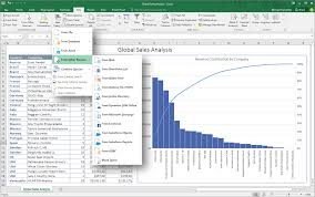 what u0027s new for business analytics in excel 2016 office blogs