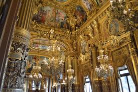 Grand Foyer Paris Inside The Grand Foyer Of The Opera House Thestuffoflife