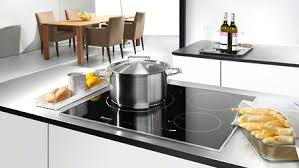 miele cuisine miele electric cooktops