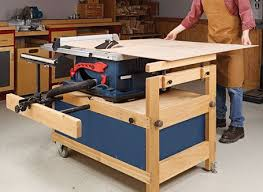 wood table saw stand table saw stand woodsmith plans projects to try pinterest