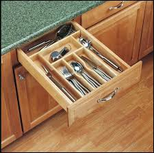 Kitchen Cabinet Inserts Drawer Exciting Kitchen Drawer Organizer For Home Kitchen Cabinet