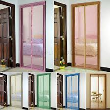 Magic Mesh Curtain Premium Hands Free Magnetic Door Fly Screen Magic Anti Mosquito