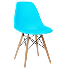 charles ray eames eiffel inspired dsw dining chair retro design