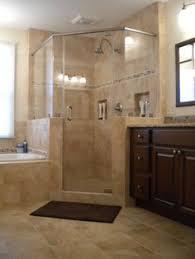 bathroom corner shower ideas corner shower designs search like the inserted shelves amc