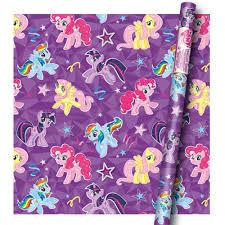 my pony wrapping paper character zakka shop pretzel rakuten global market my pony