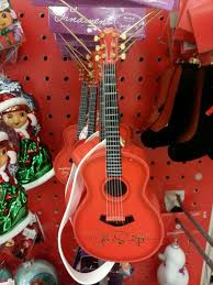 guitar christmas decorations u2013 decoration image idea