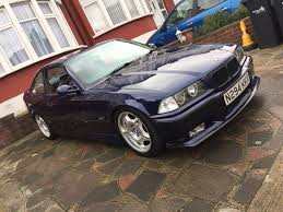bmw e36 318is manual montreal blue metalic in wood green london