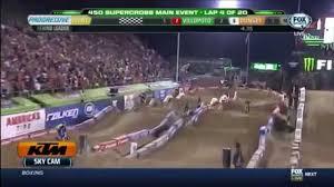 2014 ama motocross hd 2014 ama supercross round 17 las vegas 450 main event youtube