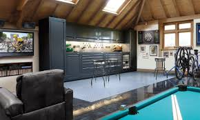 minimalist quircky garages open into the house full imagas green