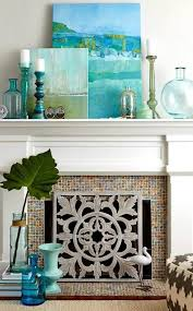 Rustic Nautical Home Decor Best 25 Beach Mantle Ideas On Pinterest Beach Style Fireplace