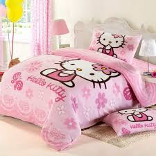 Minnie Bedroom Set by Princess Pink Hello Kitty Bedding Set Hello Kitty Bedding