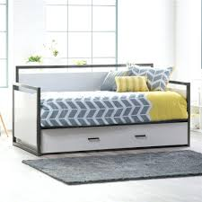 chaise daybed or chaise art deco lounge modern with trundle sofa