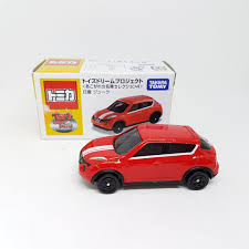 nissan juke 2017 red tomica toy u0027s dream project nissan juke toyspree singapore best