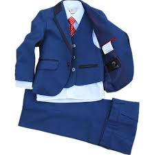 baby clothes small suit boy flower dress suit