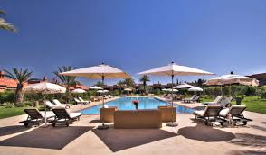 hôtel spa de luxe 5 étoiles à marrakech restaurant oriental