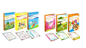 buy combo offer for class ukg 1st worksheets maths evs and eng