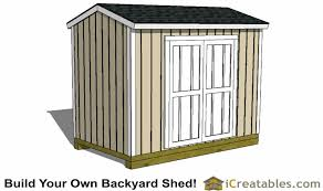 Making Your Own Shed Plans by 6x10 Shed Plans 6x10 Storage Shed Plans Icreatables Com