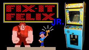 fix felix jr ft wreck ralph video game review gaming