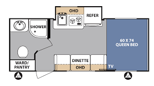 2 Bedroom Travel Trailer Floor Plans Michigan R Pod Rv Dealer R Pod Rv Sales