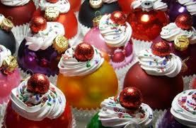 foodista cupcake ornaments sweeten up any tree