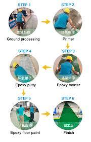 calomi color epoxy floor paint colors concrete putty price buy