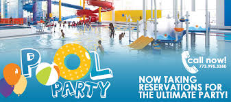 party rooms chicago pool party rental kroc center chicago