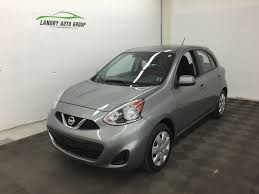 nissan micra lease canada used 2015 nissan micra sv in kentville used inventory