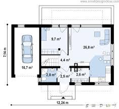 bedroom scandi plan1 four floor plans single story great for