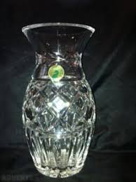 Waterford Vases On Sale Waterford Crystal Seahorse Centerpiece Bowl Used Waterford