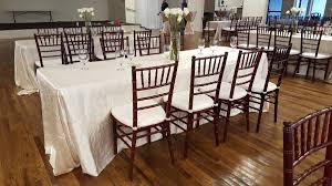 mahogany chiavari chair chiavari chairs dpc event services