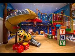Toy Story Bedroom Toy Story Cloud Wallpaper Bedroom YouTube - History of bunk beds