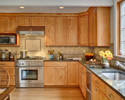 Kitchen With Maple Cabinets by Wall Color Match For Maple Cabinets For More Go To U003e U003e U003e U003e Http