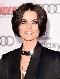jaimie alexander bowl cut short hairstyles lookbook stylebistro
