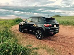 trailhawk jeep 2017 jeep compass trailhawk review u2013 the last compass wanted to be