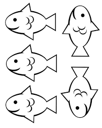 penguins coloring pages free printable of pictures fish we are