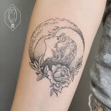 moon and sun meaning images for tatouage