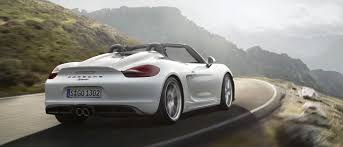 Porsche Boxster 911 - the new porsche boxster spyder is yet another reason you don u0027t