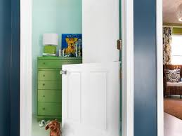 How To Get A Sofa Through A Narrow Door How To Make A Diy Interior Dutch Door Hgtv