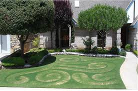 Front Landscaping Ideas Triyae Com U003d Modern Landscaping Ideas For Small Backyards