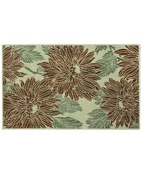 bacova accent rugs bacova marbella blooms accent rugs bath rugs bath mats bed